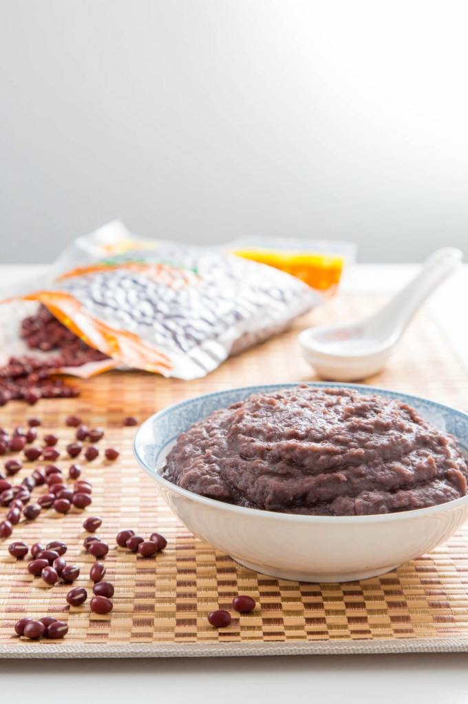 Smooth Red Bean Paste 3| The Missing Lokness