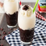 Red Bean Ice with Ice Cream #summerrecipes #drink #redbean #adzukibean #hongkongrecipes | The Missing Lokness