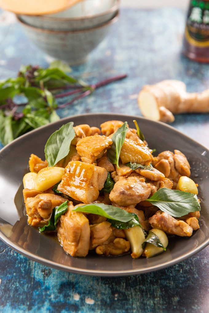 Three Cup Chicken #chicken #Taiwanese #stirfry #thaibasil #easy #weeknightmeal #chickenrecipe #dinnerrecipe   The Missing Lokness