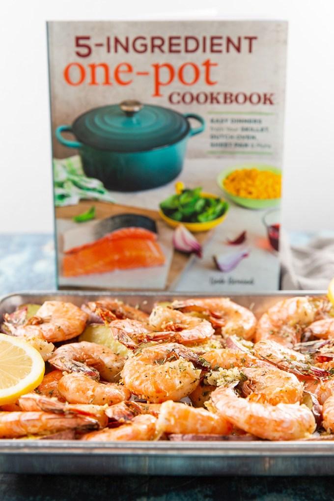 Garlic-Parmesan Roasted Shrimp #shrimp #parmesan #potato #seafood #onepot #onepotrecipe #onepan #dinnerrecipe #dinner   The Missing Lokness