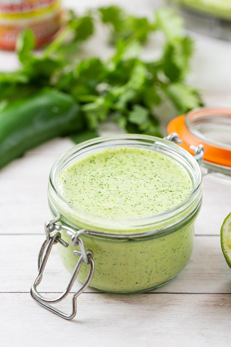 Aji Amarillo Sauce (Peruvian Green Sauce) #sauce #peruvianrecipe #ajiamarillo #peruviangreensauce #greensauce #chilipepper #mayonnaise | The Missing Lokness