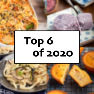 2020 Top 6 Recipes | The Missing Lokness
