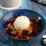 Coffee Granita and Jelly   Frozen granita & melt-in-your-mouth jelly pair w/ creamy vanilla ice cream. It's the perfect summer pick-me-up treat!   The Missing Lokness