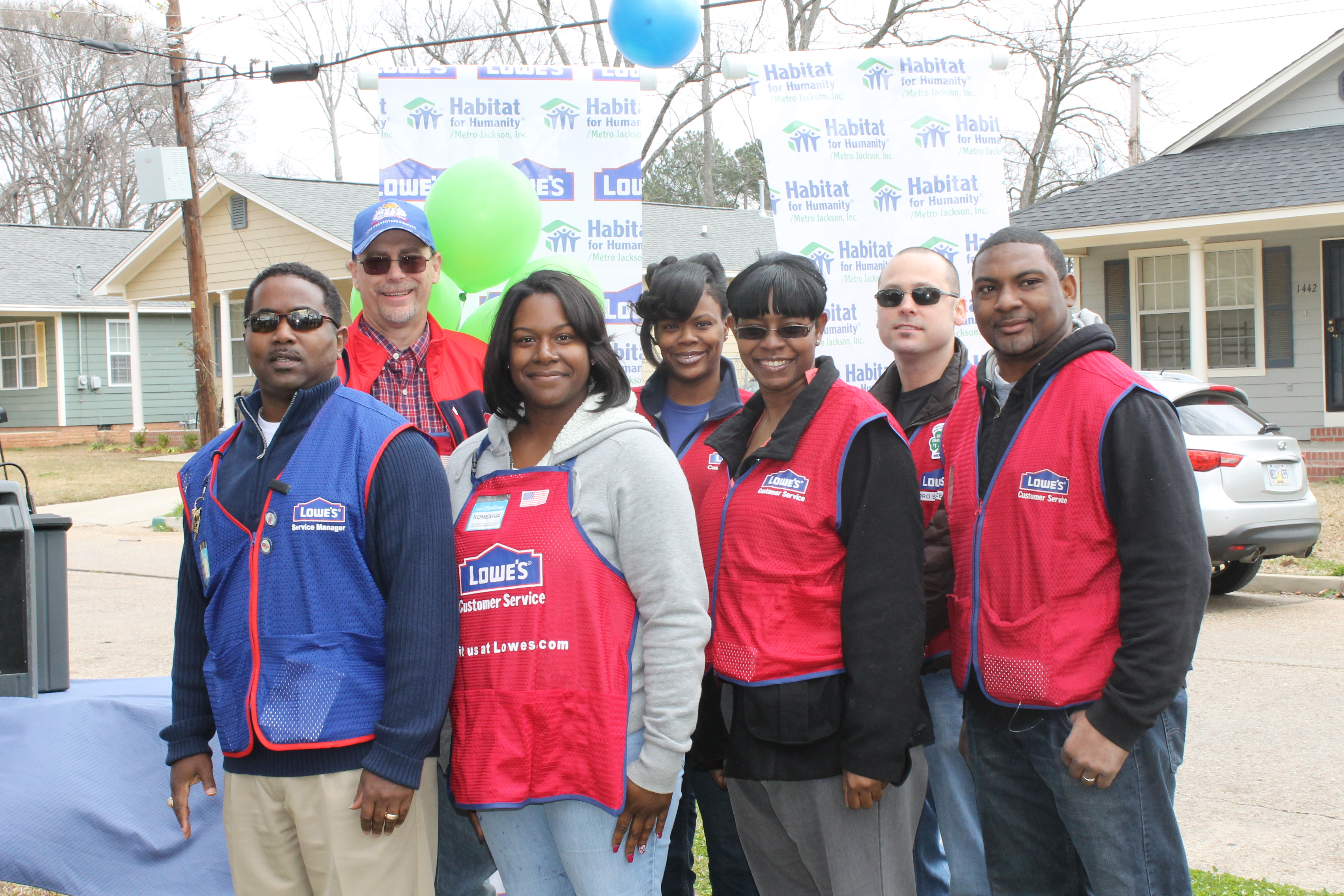 Lowes Employee Benefits >> Lowe S Community Impact Grant Benefits Midcity Georgetown