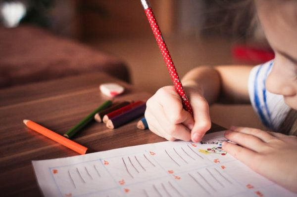 Things That I Miss Doing With the Kids - Homework