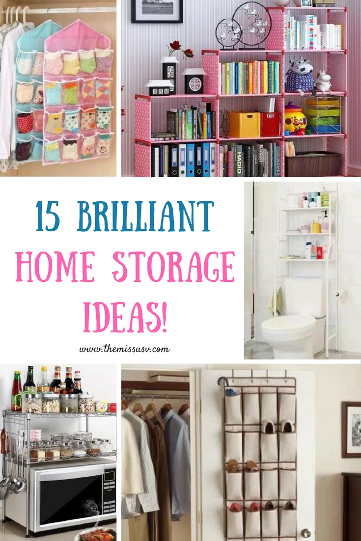 16 Useful Storage Products For People Who Love Being Organized