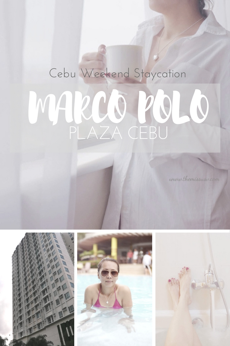 Where to stay in Cebu- Marco Polo Plaza