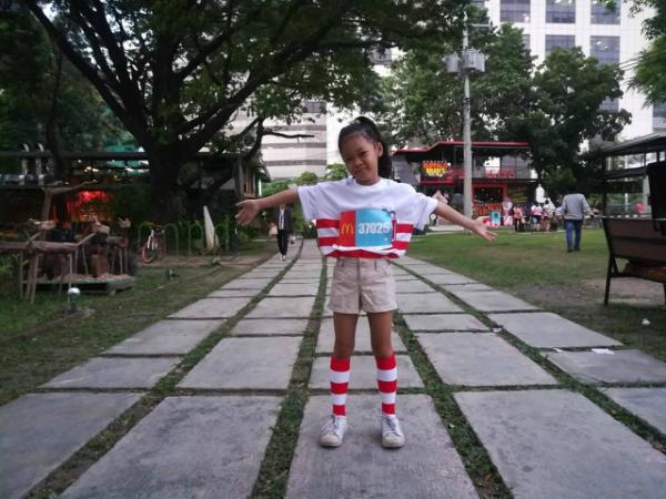 McDonald's Stripes Run