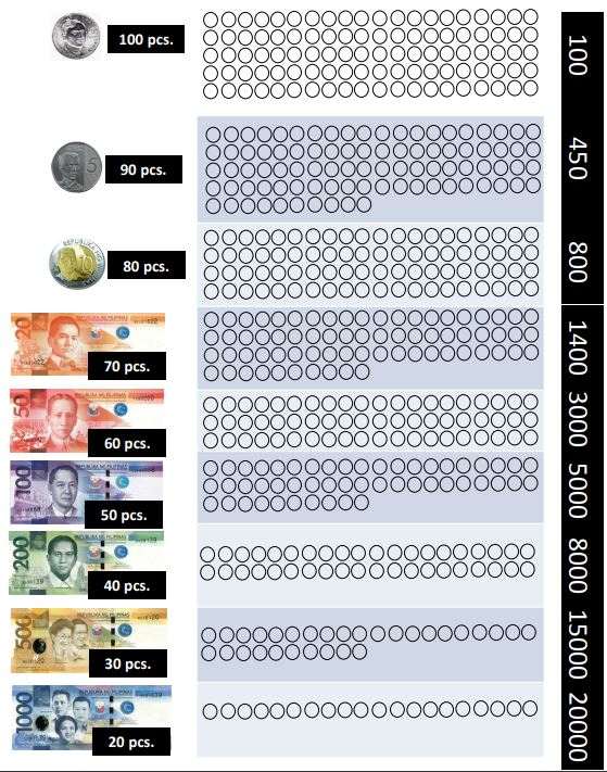 Ipon Challenge 2018 Flexible Money Saving Challenge For