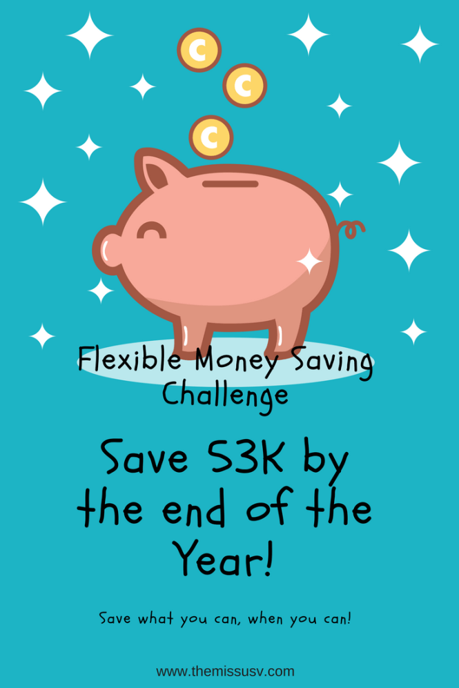 Shade and Save Money Challenge - Ipon Challenge 2018