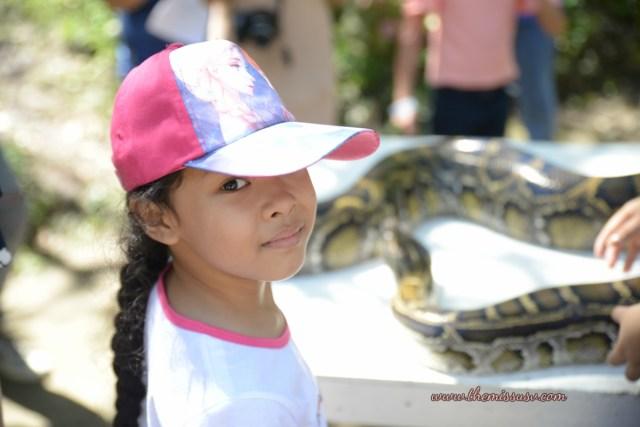 Cebu Safari and Adventure Park - Boa