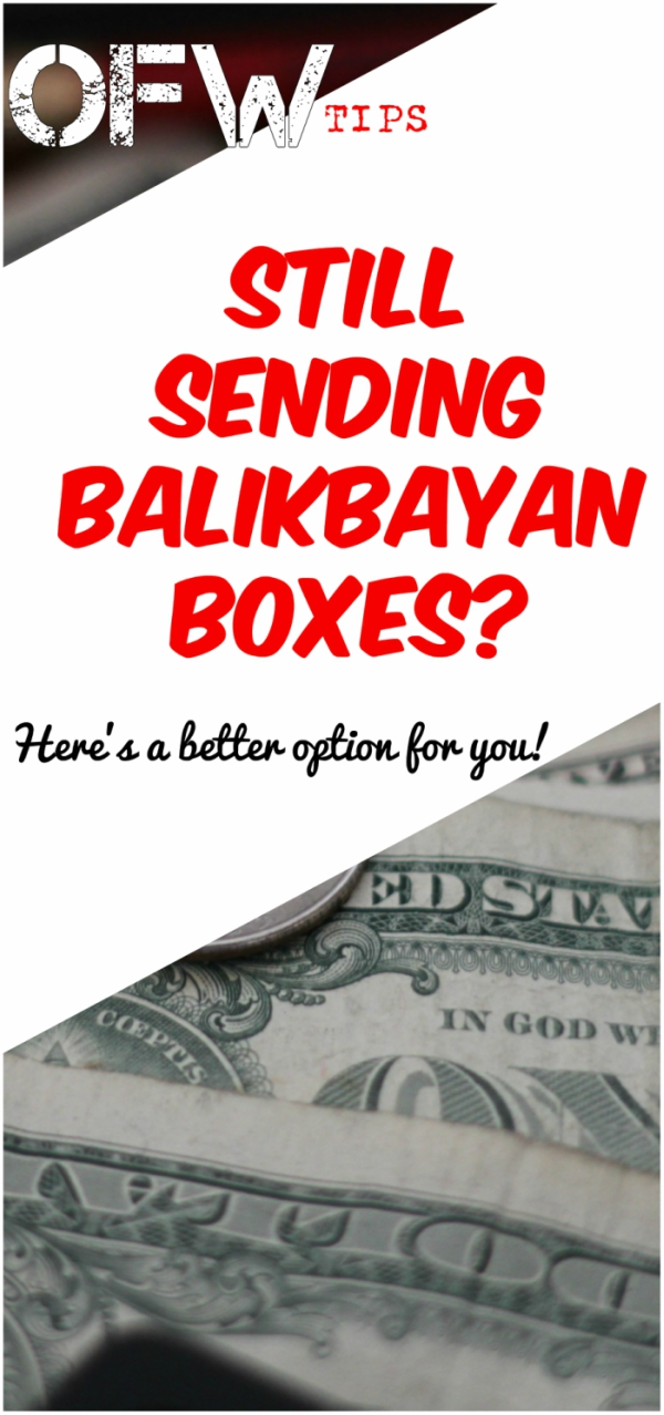 Sending a Balikbayan Box to the Philippines? Here's a Better Option for You!