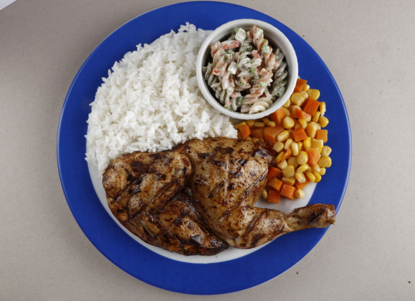 foodpanda - Mother's Day Rack's Smoked Spring Chicken Plate