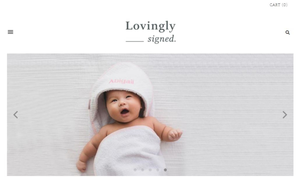 Lovingly Signed- Personalized Baby Gifts (1)