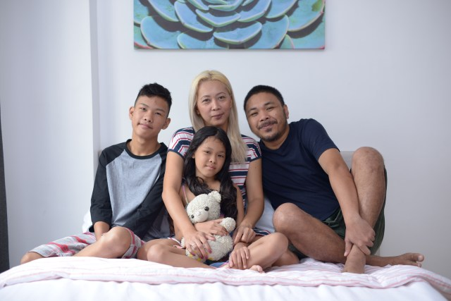 TheMIssusV and Family