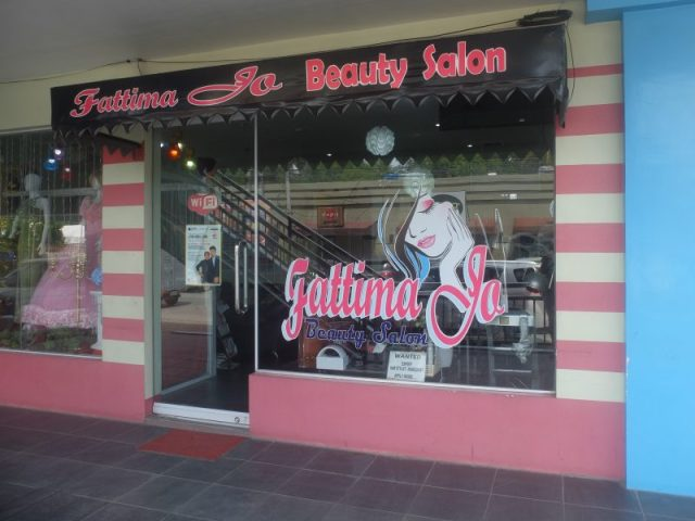 Trying Gel Nail Polish and Nail Art for the First Time at Fattima Jo Salon- Bellfranz Building Iligan City