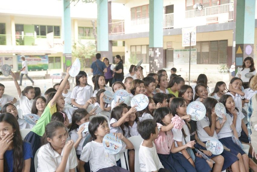 Lamoiyan Corporation's Licealiz Head Lice Treatment Shampoo rolls out Kilusang Kontra Kuto Year 4- participants