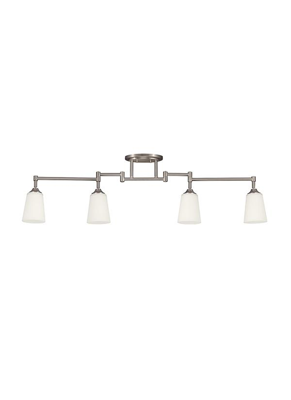 FOUR LIGHT TRACK LIGHTING KIT , TRACK LIGHTING COLLECTION