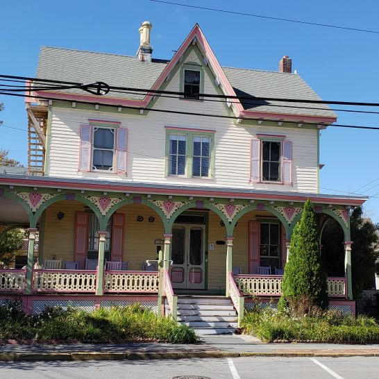Formerly The Victorian Rose