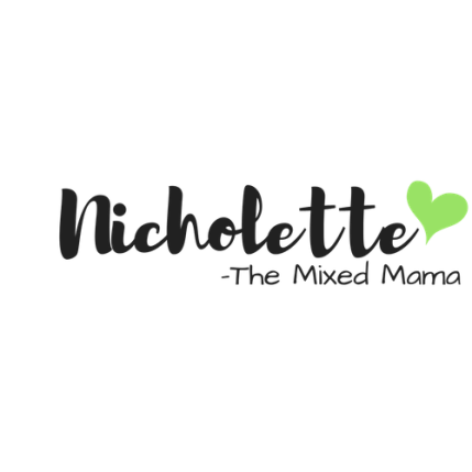 Nicholette The Mixed Mama Signature