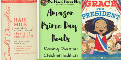 Amazon Prime Day Deals - Raising Diverse Children Edition _ 2
