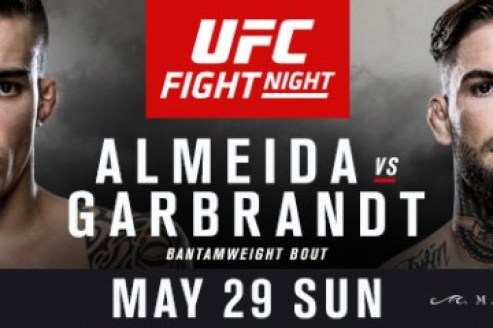 Almeida VS Garbrandt