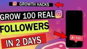 So erhalten Sie mehr Follower auf Instagram | 100 echte Follower pro Tag