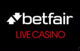 Betfair mobile live casino