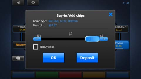 888 mobile poker real money buy in