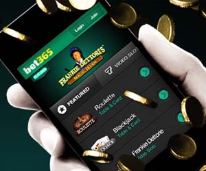 Bet365 mobile casino daily cashback