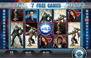 iron man mobile slots free spins