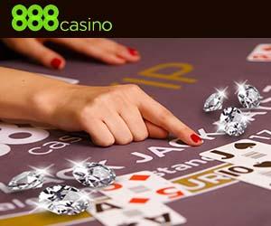 888 mobile live casino diamonds promotion