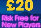 William Hill Vegas 20 risk free