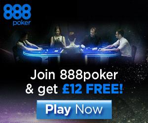 888 poker mobile casino 12 free bonus