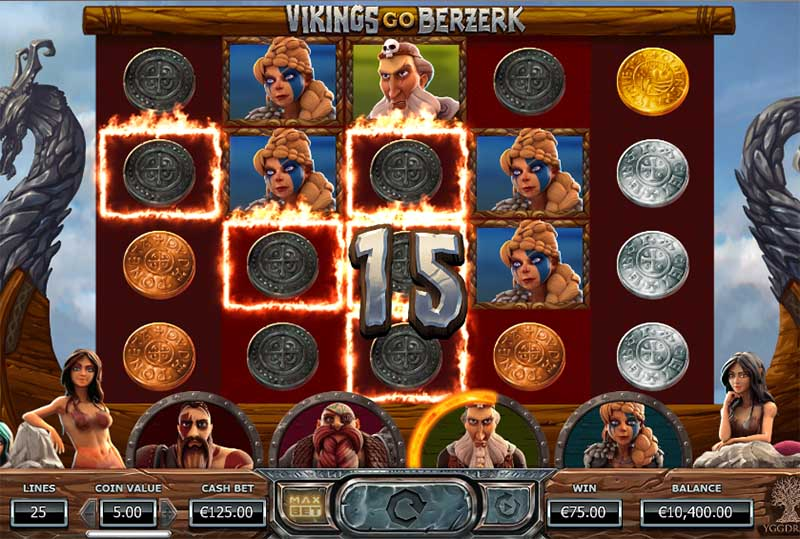 LeoVegas online slots
