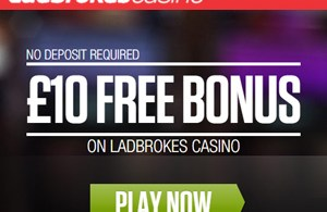 online casino no deposit 10 free at ladbrokes
