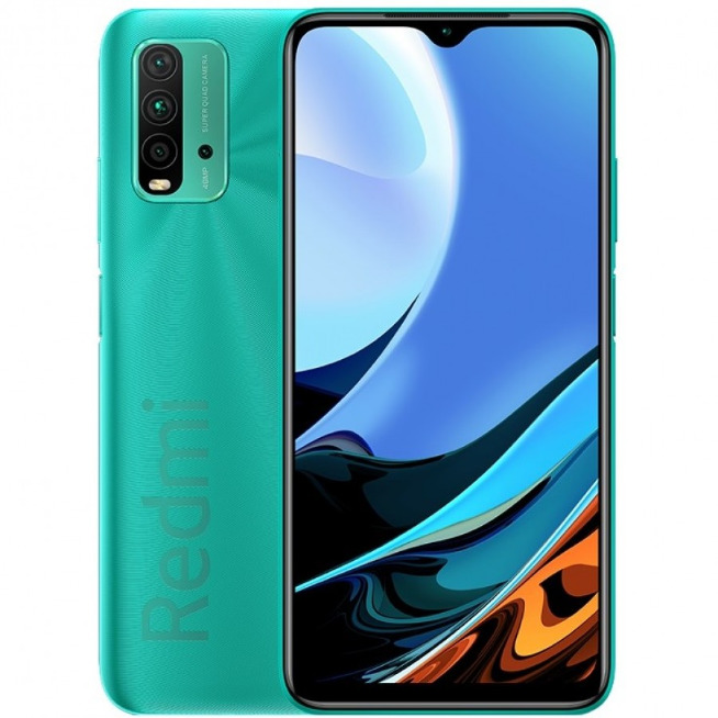 Redmi 9 Power - Electric Green