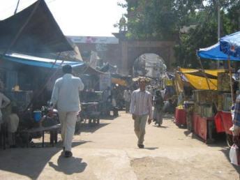 Fatehpur bazaar