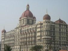 The iconic Taj Palace Hotel