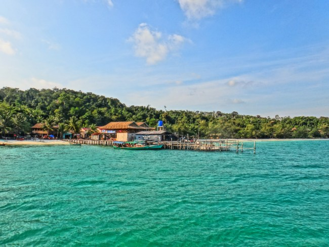 Island of Koh Rong, Cambodia