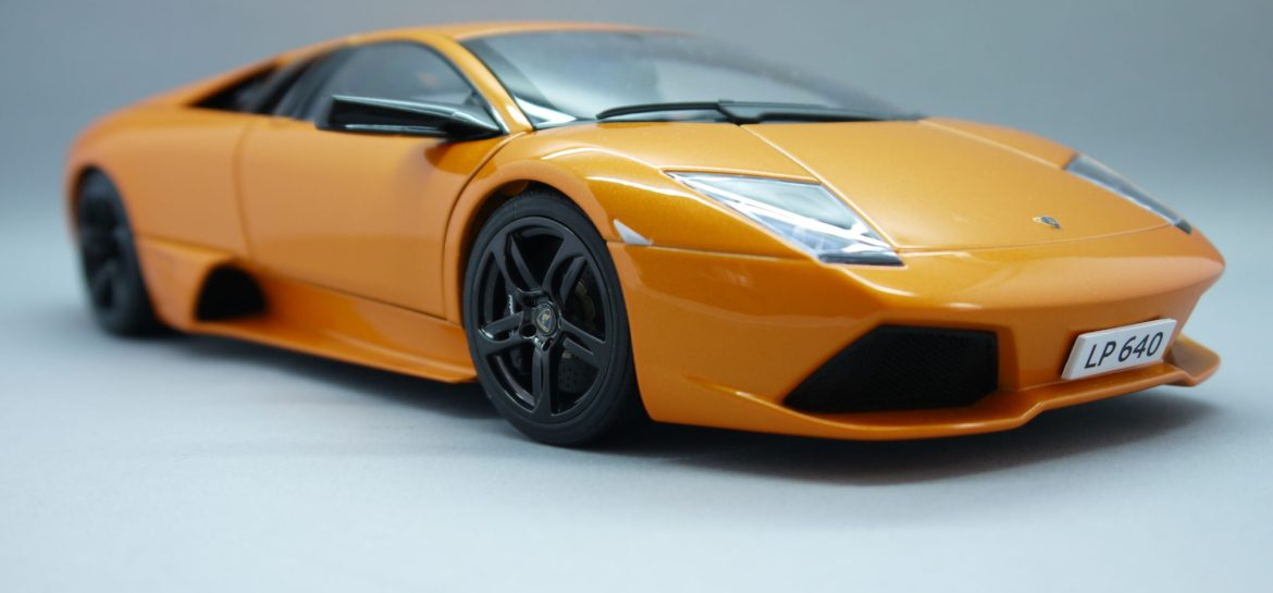1 18 Autoart Lamborghini Murcielago Lp640 Review The Model Car Critic