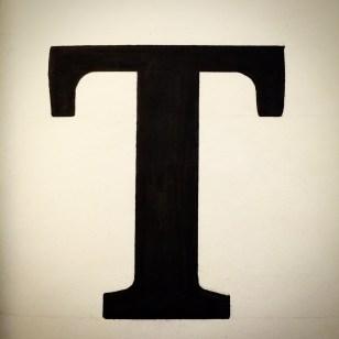 Day 20 - Expo Serif, uppercase