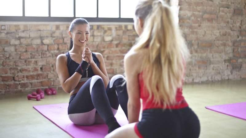 Gym Partner Motivation