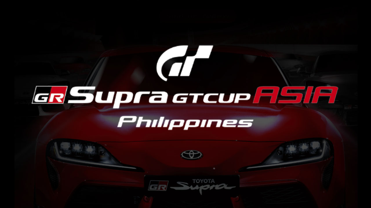 Toyota Supra GT Cup Asia