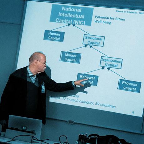 "TMG Workshop @ Region Skåne with Prof. Leif Edvinsson on ""IC in Regional Develpment"""