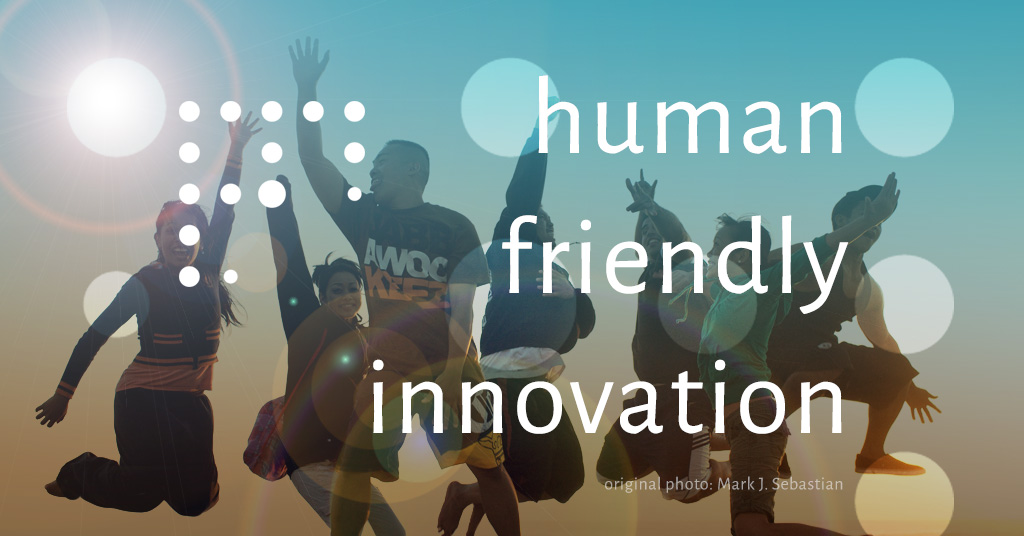 TMG human friendly innovation