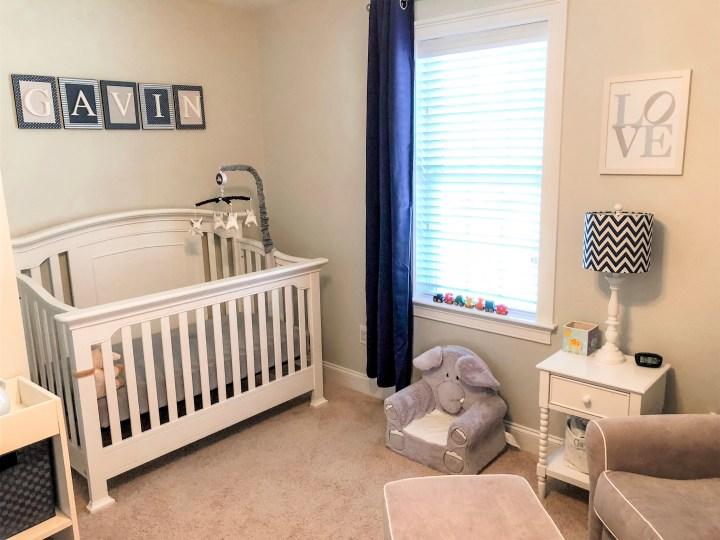 Newborn Nursery Tour