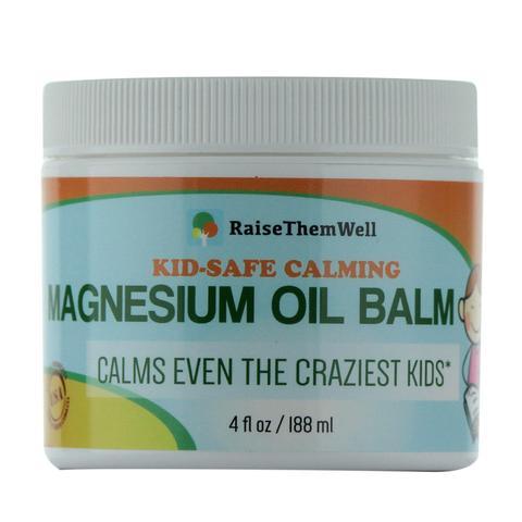 Magnesium Oil Balm