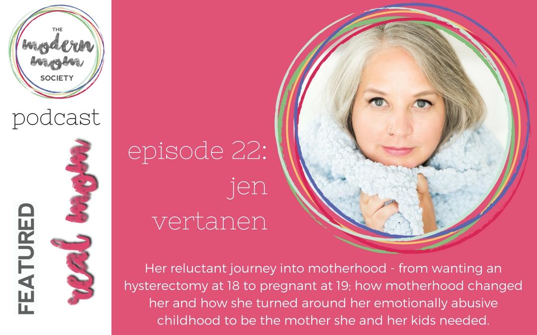 Episode 22: Jen Vertanen