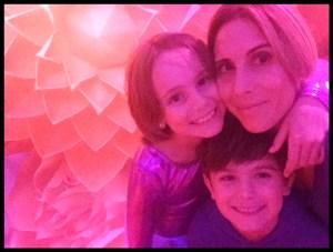 Sarah & Kids